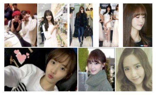 ユナの色々な写真