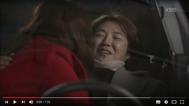 ユン・サンヒョン、イムセミと会社の駐車場で「愛情行為」