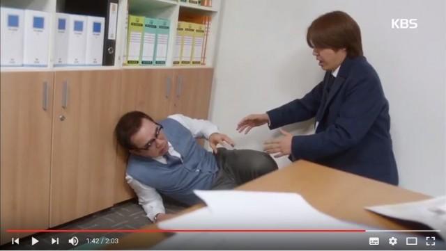ユン・サンヒョン、怒られながら突然暴行濡れ衣?!。