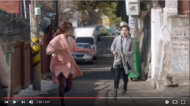 コ・ソヨン、イム・セミを追いかけながら全速力でかっけこ!「狂ったみたい!」