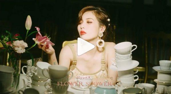 ヒョナ(HyunA)のinstagram