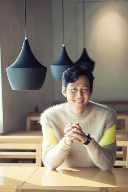 韓国映画俳優イ・ジョンジェ
