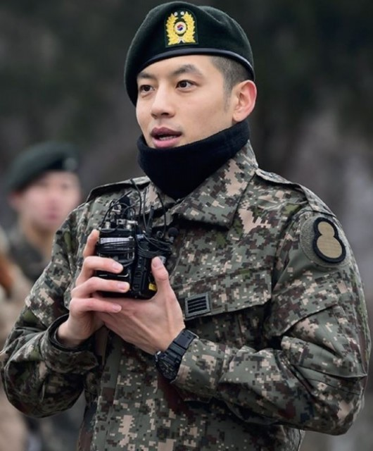 韓国 se7en 除隊
