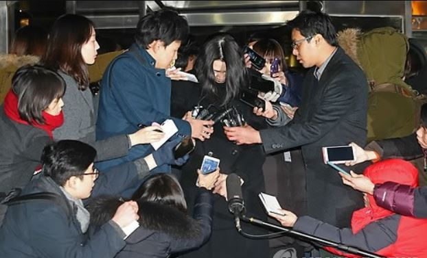 ナッツリターン事件で大韓航空前副社長ジョヒョンアに拘束令状が発付