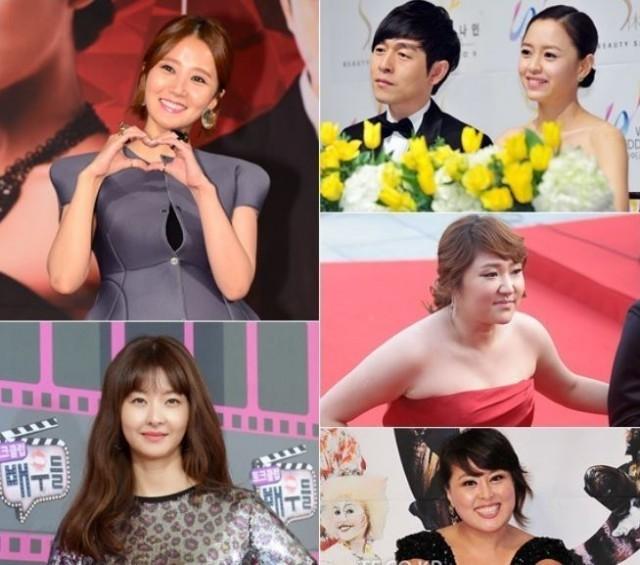 2015年出産予定の韓国芸能人